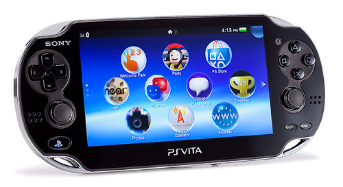 Sony Ps Vita Games : Sony ps vita wifi